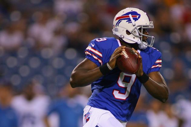 Are Buffalo Bills Making the Right Call Sitting Jeff Tuel for Thad Lewis?