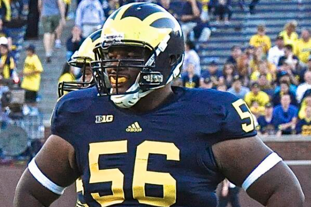 Michigan Football: DT Ondre Pipkins out for 2013 Season