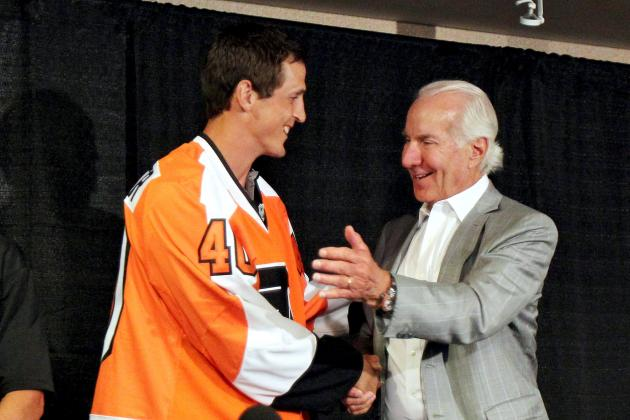 Ed Snider Defends Flyers Culture: 'We Don't Need a Fresh Perspective'