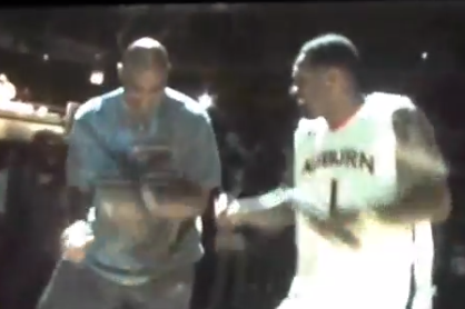 VIDEO: Barkley, Ludacris, Mike Epps Make Auburn's Madness a Big One