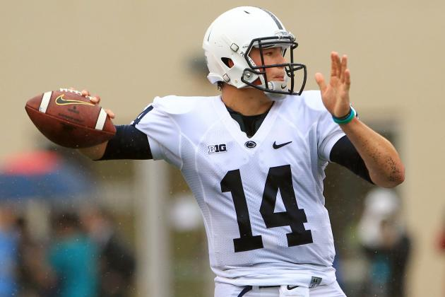 Hackenberg Has the Numbers, Wants the Wins
