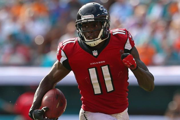 Jets vs. Falcons: Julio Jones Speaks out on Antonio Cromartie Matchup