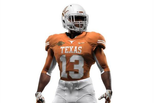 Oklahoma, Texas Unveil Gold Trimmed Jerseys for Red River Rivalry Showdown