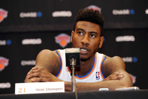 Breaking Down Realistic Expectations for Iman Shumpert in 2013-14