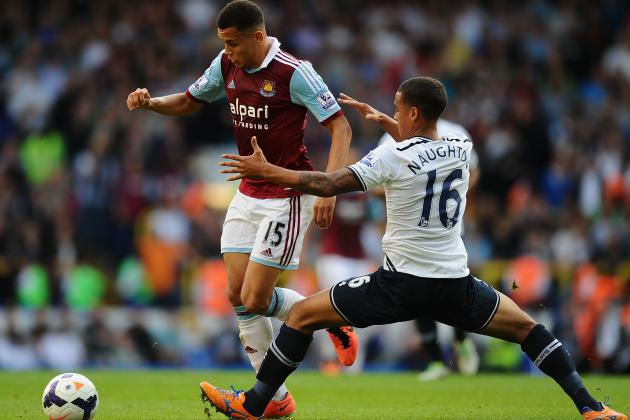 Is Tottenham's Kyle Naughton Being Unfairly Singled Out?
