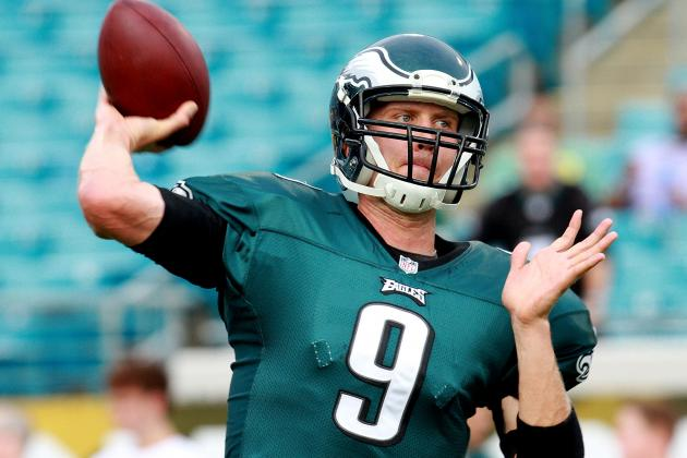 DeSean Jackson and LeSean McCoy's Updated 2013 Fantasy Outlook with Nick Foles