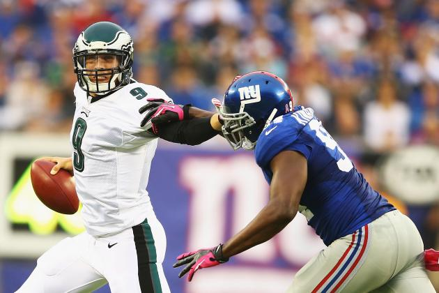 Nick Foles Updated Week 6 Fantasy Outlook After Michael Vick's Injury