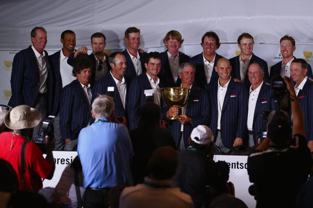 Presidents Cup 2013: USA's Narrow Victory Proves Competition Gap Is Closing