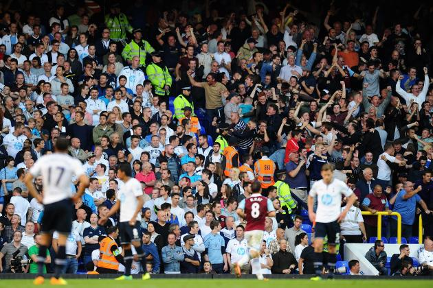 Spurs Fan Arrested After West Ham Defeat for Use of