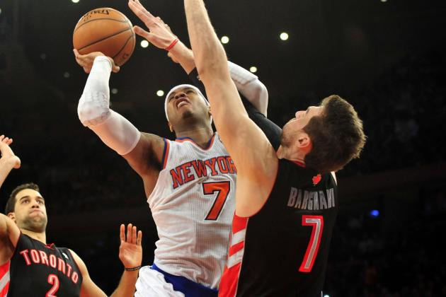 Are NY Knicks Making Giant Mistake by Potentially Starting Andrea Bargnani?