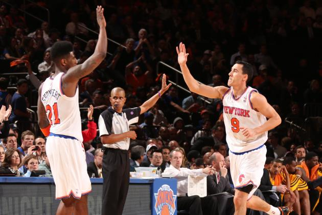 Breaking Down Who Should Be NY Knicks Starting Shooting Guard in 2013-14