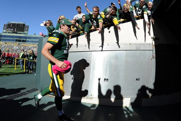 Green Bay Packers Schedule Smooth Sailing After Defeating Detroit Lions?