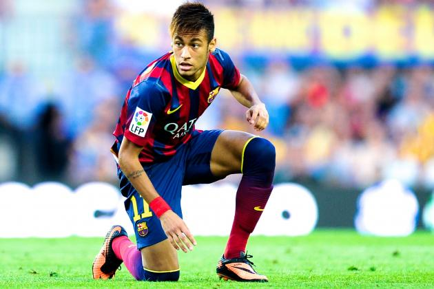 Neymar Has Proved an Able Deputy to Lionel Messi at Barcelona