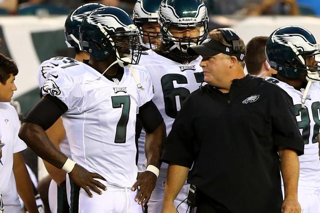 Chip Kelly Comments on Michael Vick's Availability for Week 6