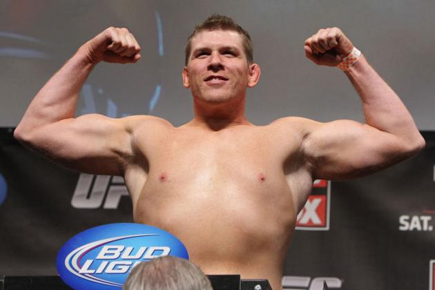 UFC Vet Mike Russow Signs with WSOF, Will Make Debut Next Year