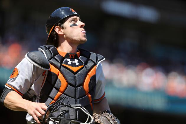 Two Orioles Elect Free Agency