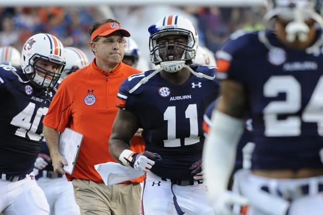 Auburn Football: What Beating Mississippi Means for the Tigers