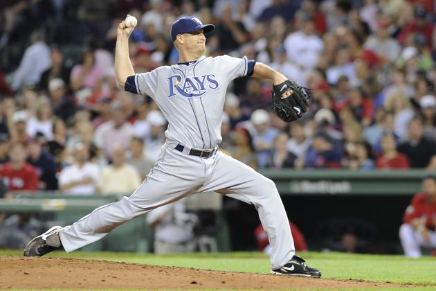 2013 ALDS: How Rays' Alex Cobb Can Shut Down the Red Sox