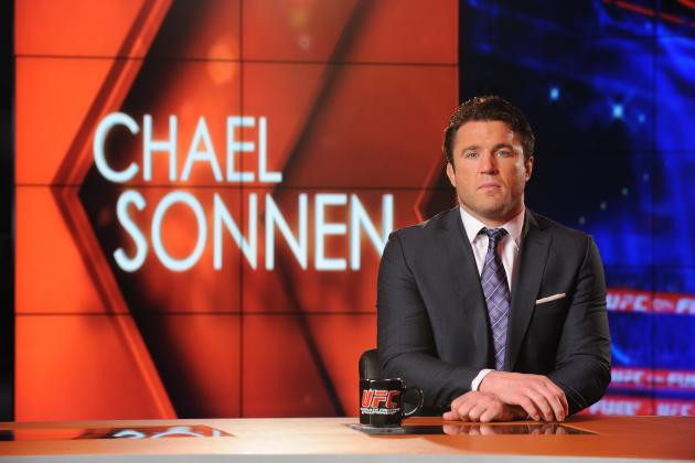 Dropping Knowledge: Chael Sonnen Breaks Down Fight Night 29