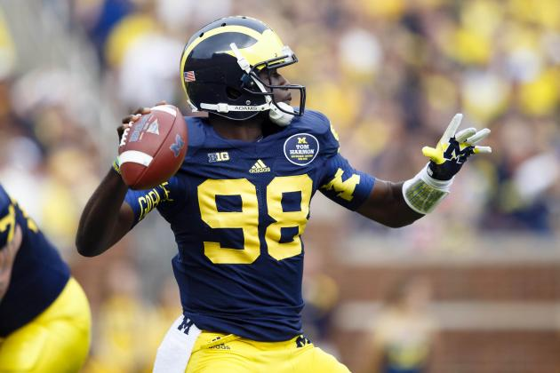 What Has Happened to Michigan Quarterback Devin Gardner?