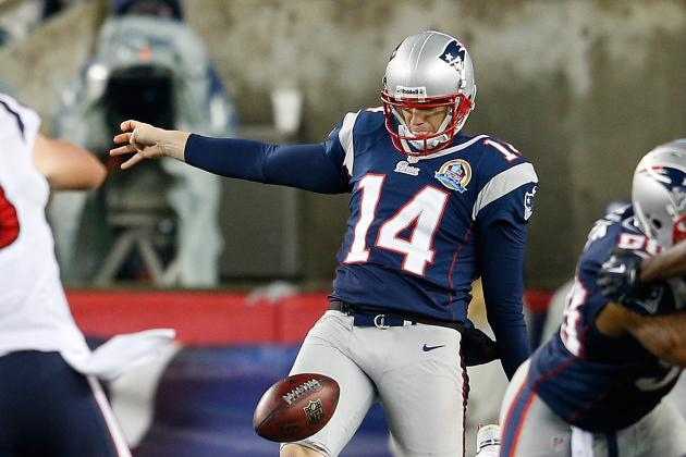 Patriots' Decision to Keep P Ryan Allen: Numbers Say It Was the Right Move