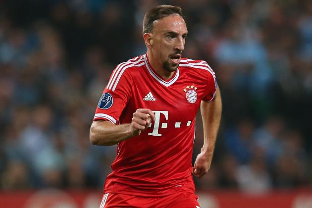 Is Franck Ribery Right to Claim He Works Harder Than Messi and Ronaldo?