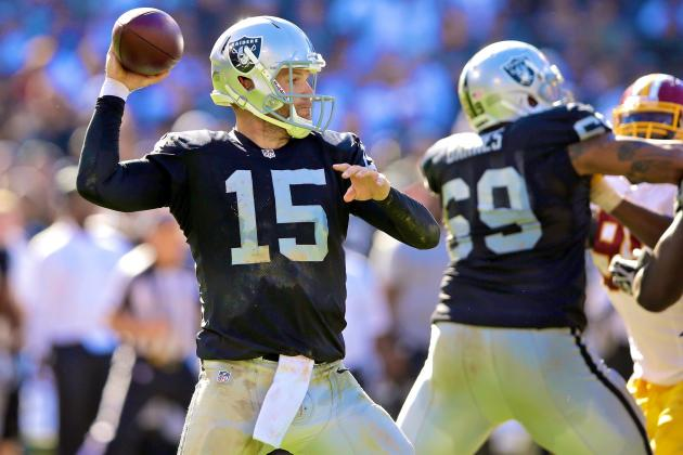 Matt Flynn Released by Oakland Raiders