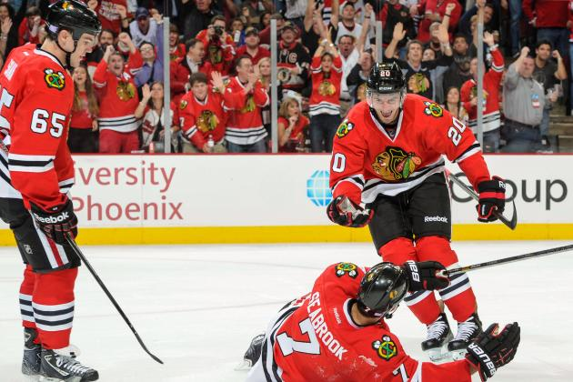 Five Musings from the Blackhawks' Start