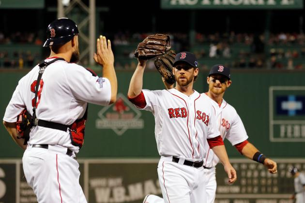 Red Sox vs. Rays: Boston Will Complete ALDS Sweep on Monday