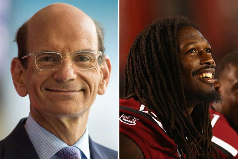 Paul Finebaum Calls Jadeveon Clowney 'The Biggest Joke in College Football'