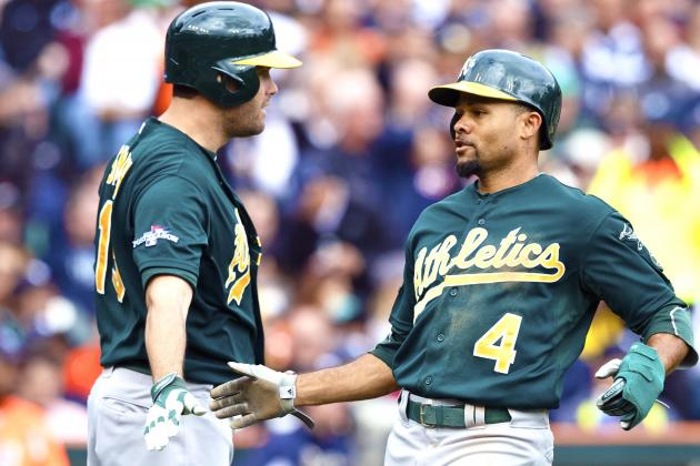 Detroit Tigers vs. Oakland A's Game 3: Live Score and ALDS Highlights