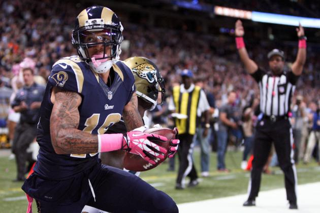 Former Bronco WR Pettis Shines in Rams' Victory vs. Jags