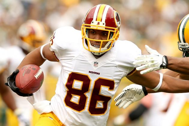 Tight End Jordan Reed (Thigh) Says He'll Be Good to Go in Dallas