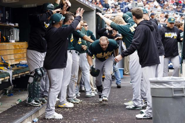 A's vs. Tigers: Score, Grades and Analysis for ALDS Game 3