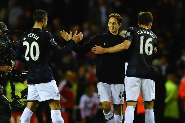 Man Utd Back on Track with Moyes Gamble on Januzaj