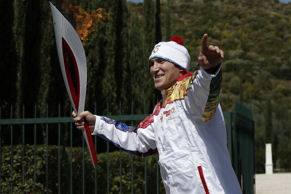 Olympic Torch Relay 2014: Full Route for Historic Flame's Journey to Sochi