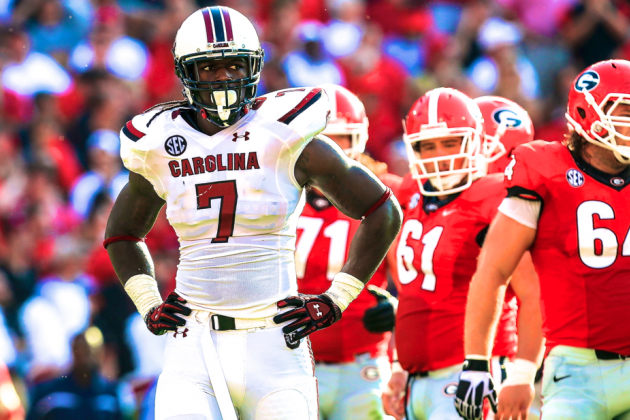 Jadeveon Clowney Shows What Happens When College Players Are Waiting to Get Paid