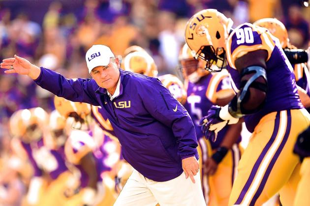 Florida vs. LSU: Tigers Continue Series of Elimination Games from BCS and SEC