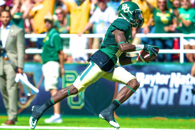 What Will Happen When Baylor Plays an Elite Defense?