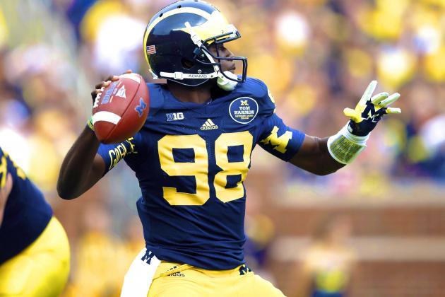 What Has Happened to Michigan Quarterback Devin Gardner?