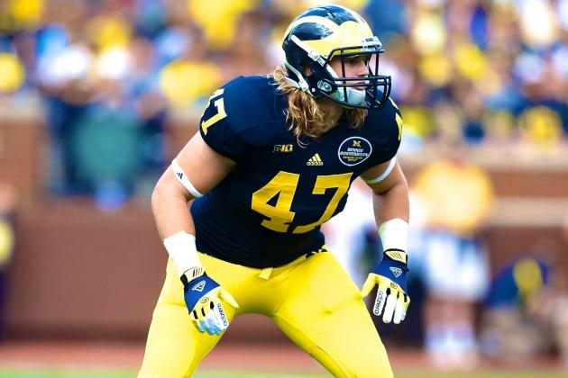 Michigan Football: Brady Hoke Says LB Jake Ryan Cleared to Play