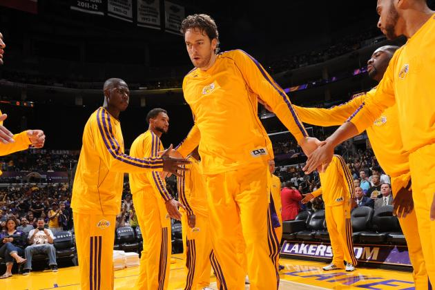 Why Pau Gasol Is Most Critical Piece to LA Lakers' Puzzle in 2013-14