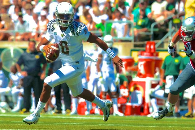 2013 College Football Season Is Shaping Up to Be the Year of Offense