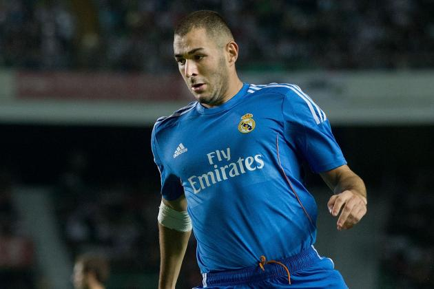 Under-Fire Karim Benzema Remains Best Option Up Top for Real Madrid