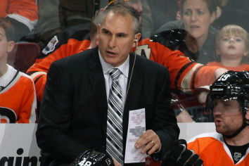 Flyers Coach Berube Wants Better Defense, Play Without Puck