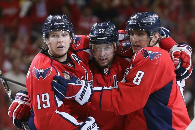 Knee-Jerk Reactions to Early Performances of Washington Capitals' Top Stars
