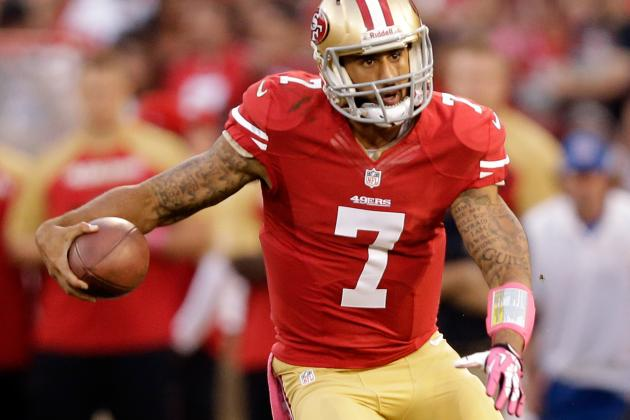 Kaepernick's No. 7 Is NFL's No. 1 Selling Jersey