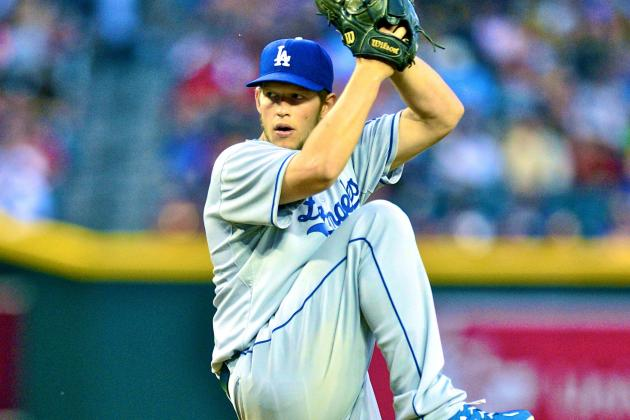 Clayton Kershaw Named Game 4 Starter for Los Angeles Dodgers