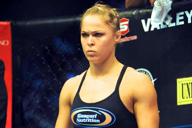 Tito Ortiz: UFC Protecting 'Little Brat' Ronda Rousey from Fighting Cyborg