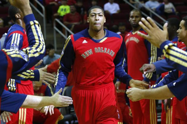 Why Anthony Davis Will Emerge as a Full-Fledged NBA Superstar in 2013-14